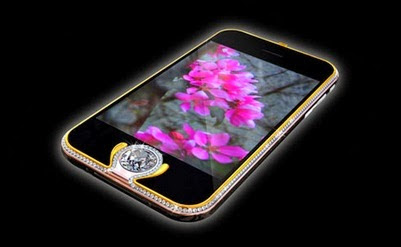 Iphone 3 GS 6.6 Cotted diamond