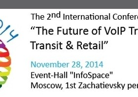 Conference Voice 2014 – Future of VoIP traffic in Russia & CIS. Transit & Retail