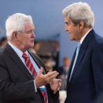 Newt Gingrich, John Kerry,
