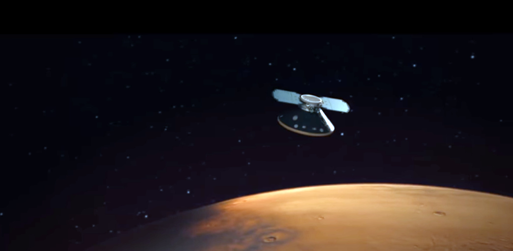 InSight Landing on Mars