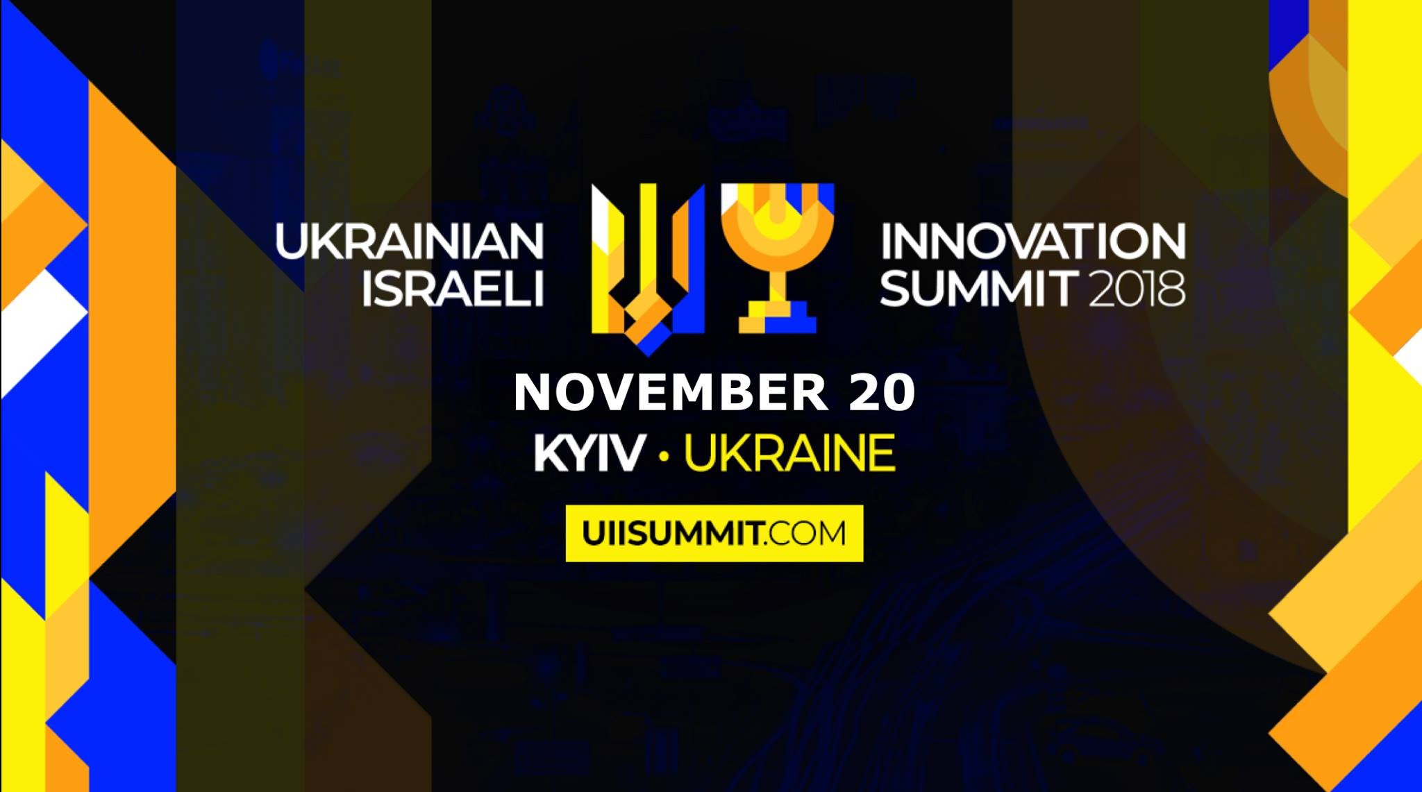 Ukrainian Israeli Innovation Summit 2018 (1)